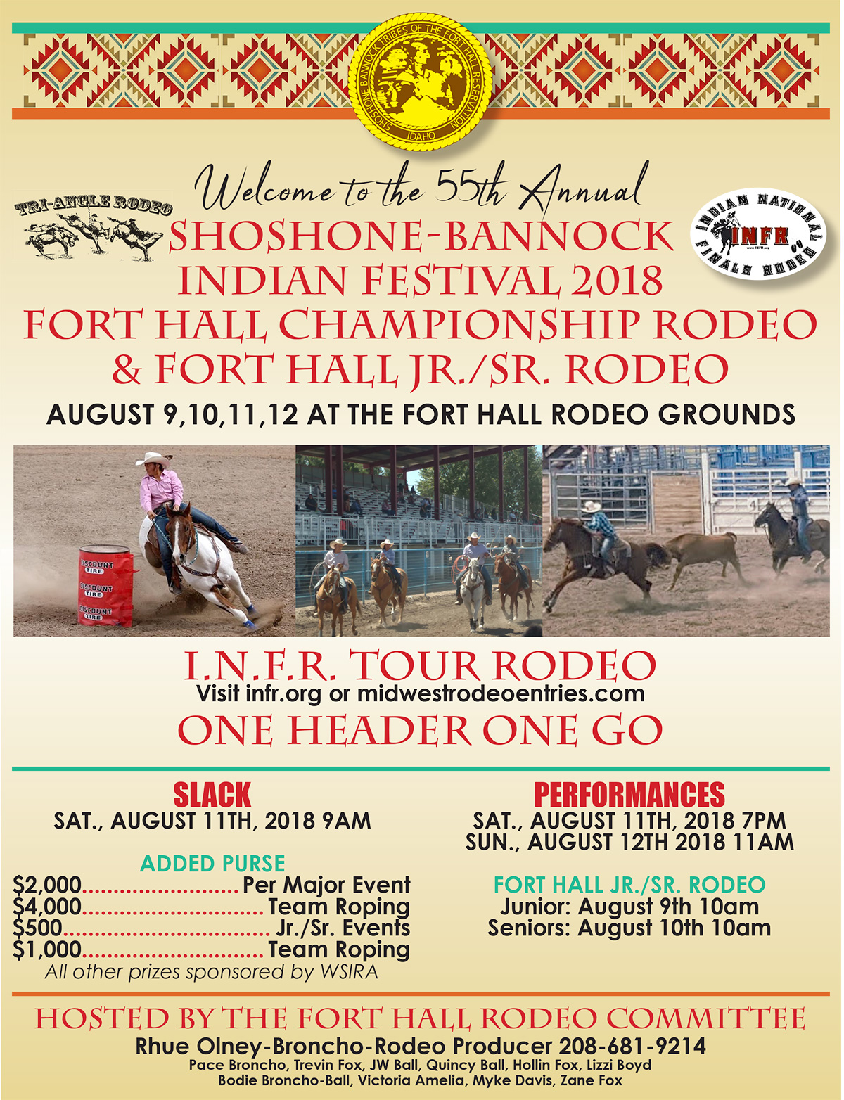 INFR Tour Rodeo