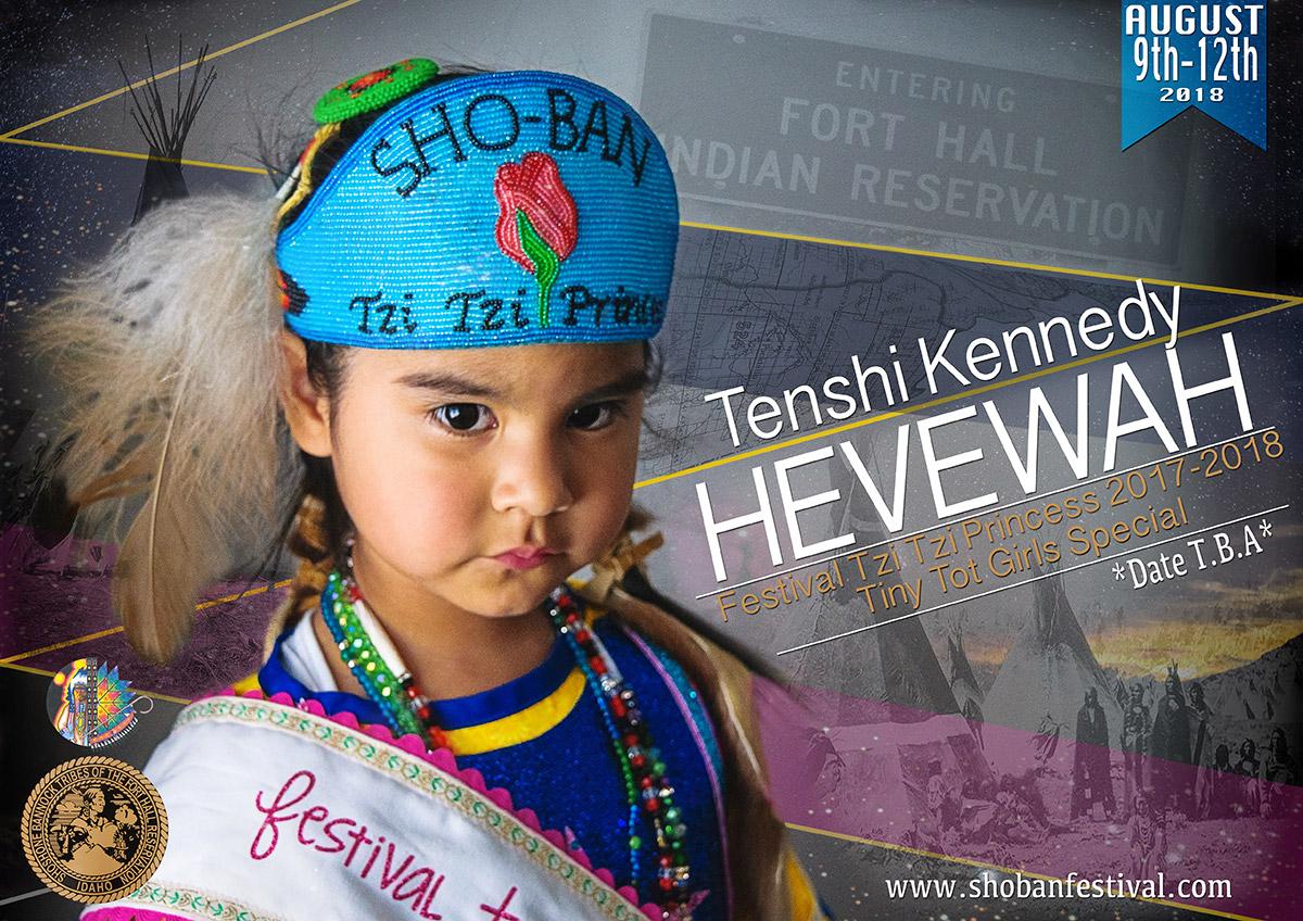 Tenshi Kennedy Hevewah